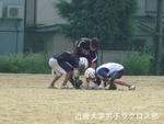 vs 京大B in 近大